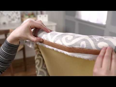 Furniture Reupholstery: The Tricks You Have to Know - YouTube