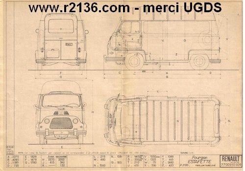 estafette r2136