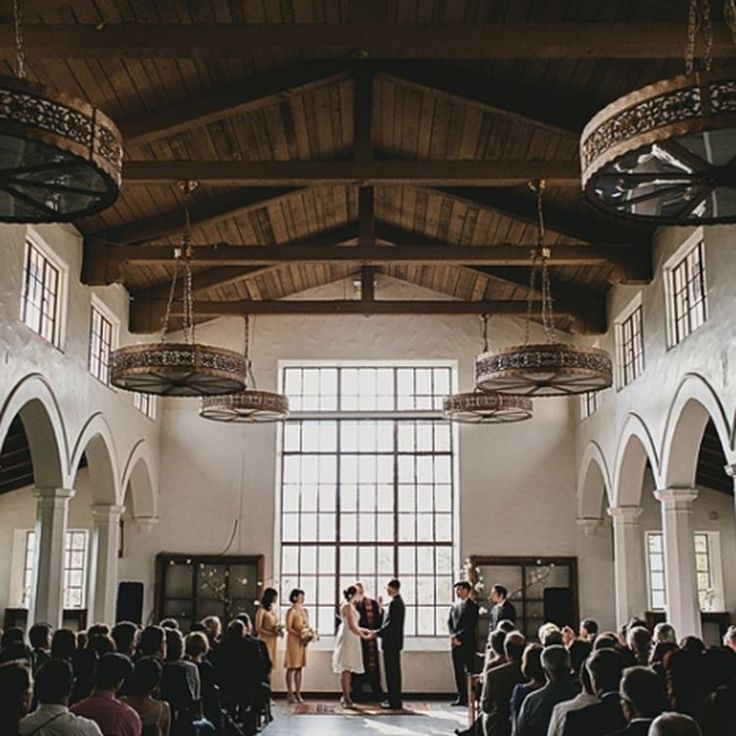 11 Of LAs Most Inexpensive Wedding Venues