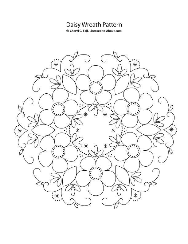 daisy circle