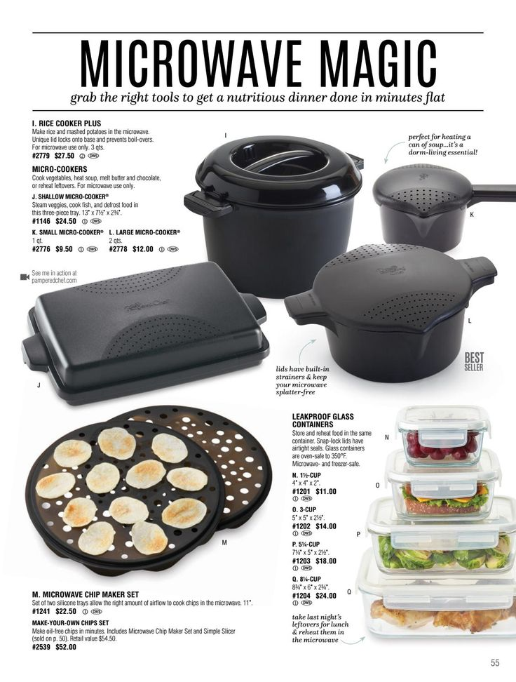 how to cook with pampered chef stoneware