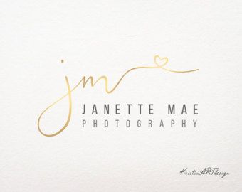 Items similar to Custom handwritten logo / signature design / initials logo - hand drawn initials for Business Logo Photography business use - ONE CONCEPT on Etsy