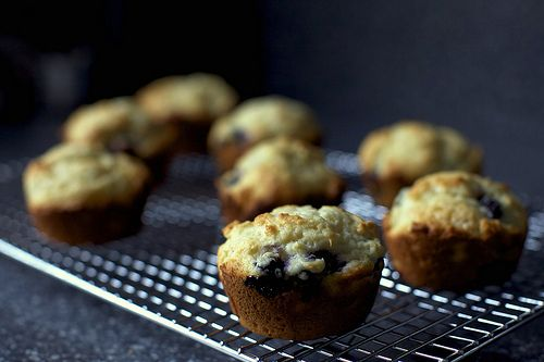 blueberry muffins to try from smitten kitchen. ram