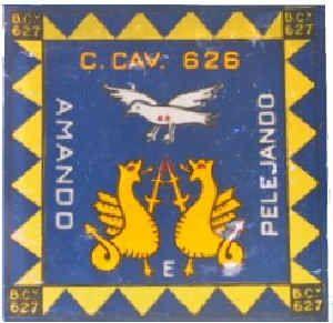 Companhia de Cavalaria 626 do Batalhão de Cavalaria 627 Angola 1964/1966