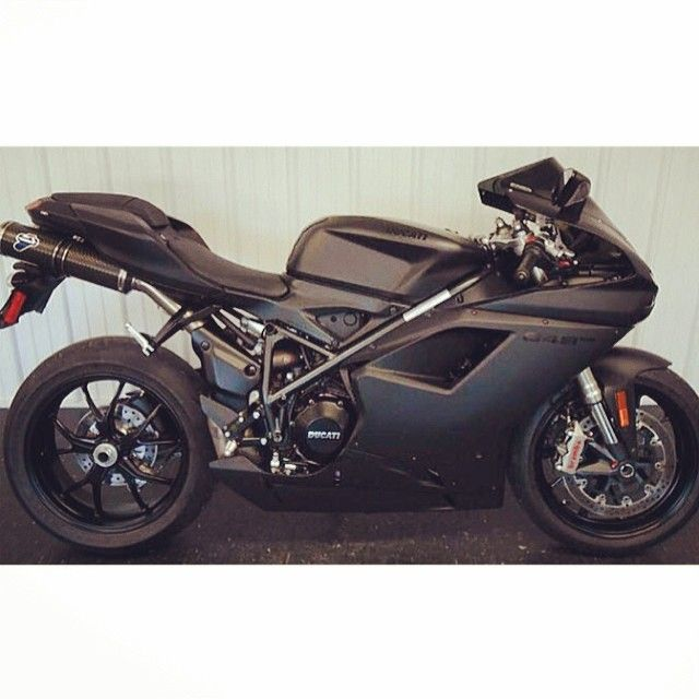 This beautiful 2012 #Ducati 848 #Evo is FOR SALE for $9,999 in New Jersey. The seller can be reached at (855)-883-7540. Check out the full listing at => www.CycleCrunch.com/399441 -- #Ducati848 #BlackStealth #BlackedOut #ReadyToRide #RideorDie #LiveToRIde #Motorcycle #Sportbike #motogp