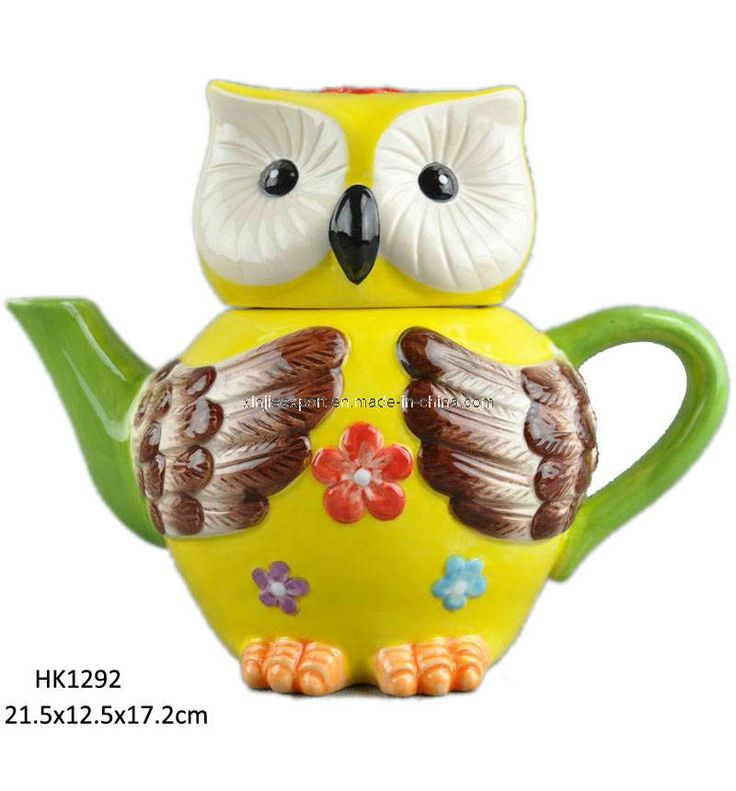 443 Best Ceramic Teapots Images On Pinterest Coffee