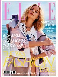 March 01, 2018 issue of Elle UK. Available now at WCL via RB Digital.