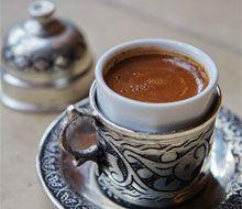 Turkse koffie is een kunst - Welkom in Turkije