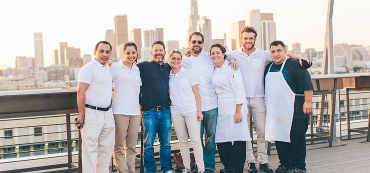 About - Urban Palate - Boutique Catering - Los Angeles - California