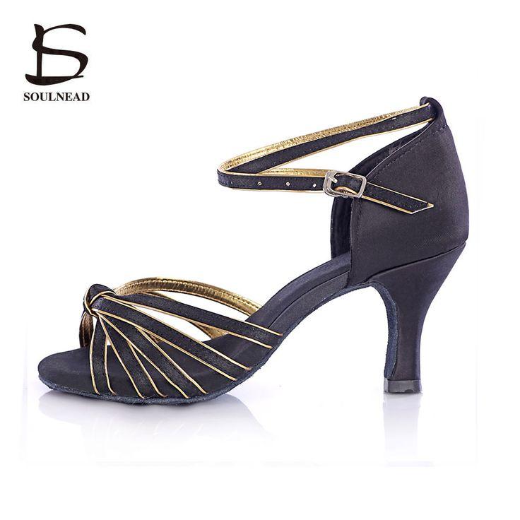Hot Salsa Dance Shoes for Woman Latin Dance Shoes For girls Tango Ballroom Dancing Shoes Women zapatos baile latino shoes woman #Affiliate