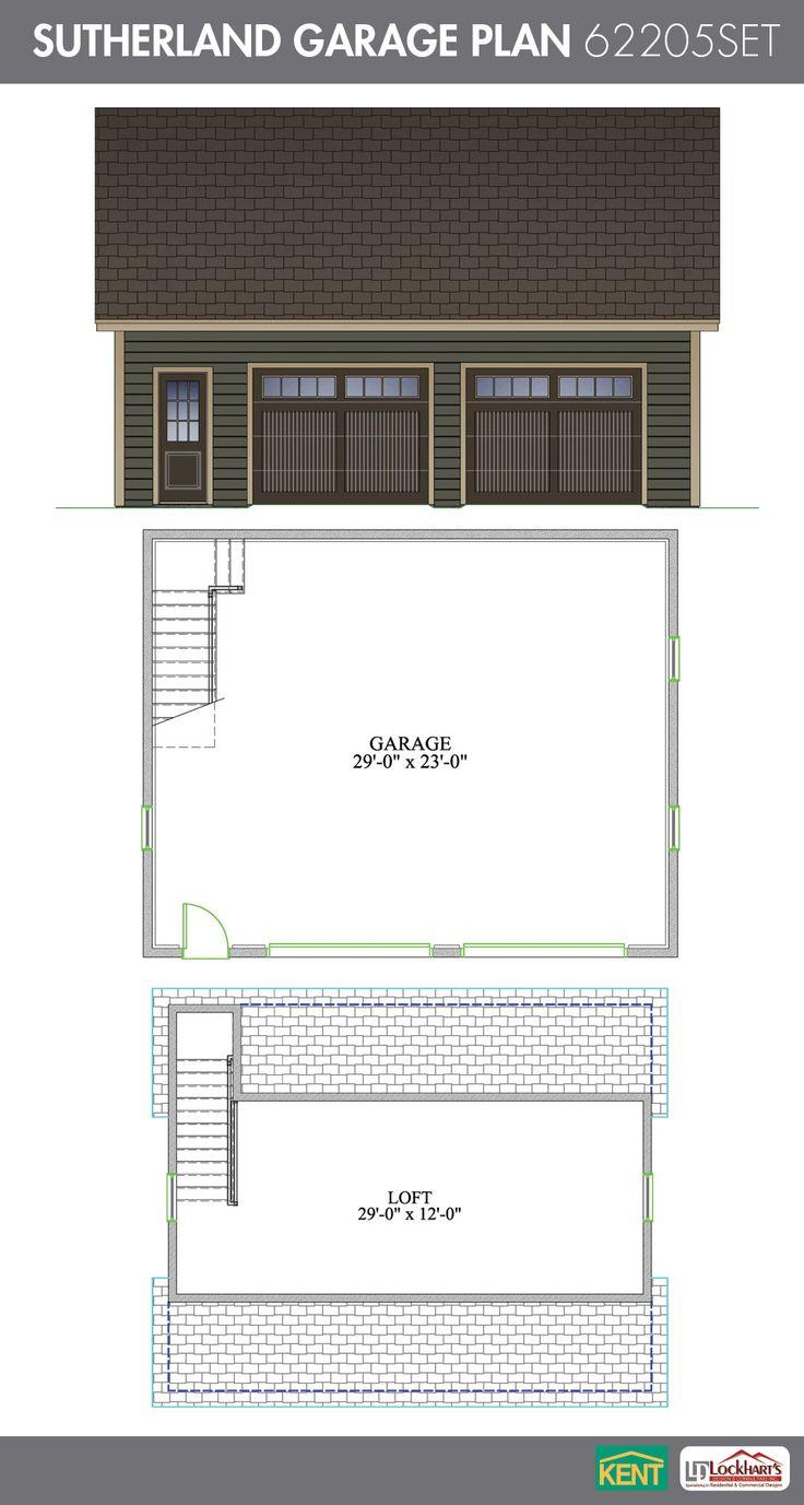 17 Best Images About Garage Plans On Pinterest Bonus Rooms Garage And Garage Plans
