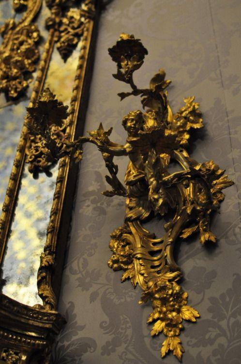 Torino Palazzo Madama - candeliere in legno  #TuscanyAgriturismoGiratola