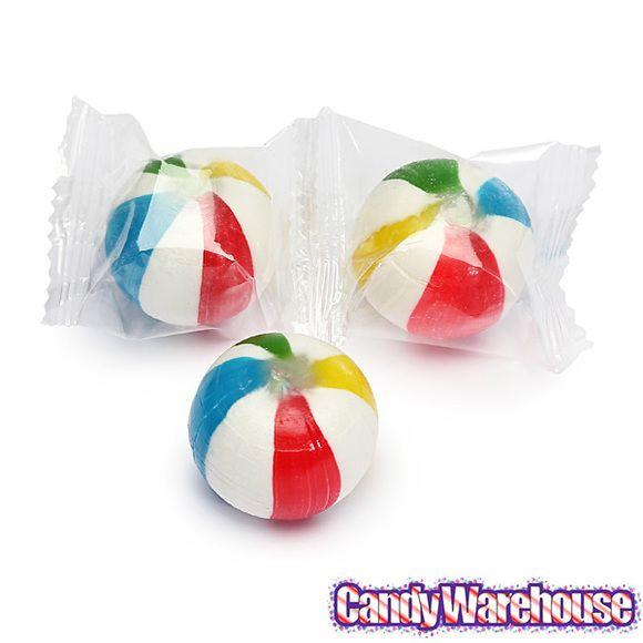 Sassy Spheres Jumbo Beach Balls Hard Candy: 5LB Bag   CandyWarehouse.com Online Candy Store