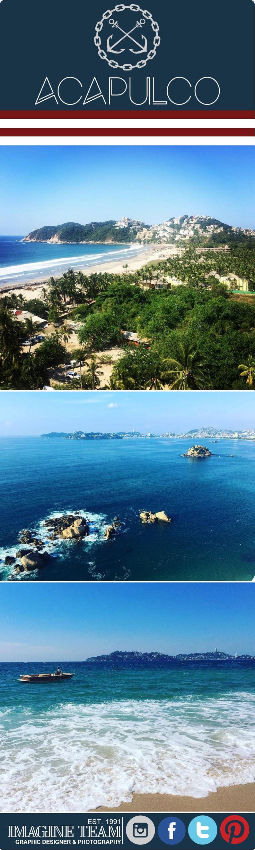 Glamuroso, espontáneo y divertido, el puerto de Acapulco, localizado en la costa de Guerrero, es un destino donde los extremos se encuentran. Aquí la actividad no cesa; en cualquier momento del día y la noche encontrarás algo que hacer.