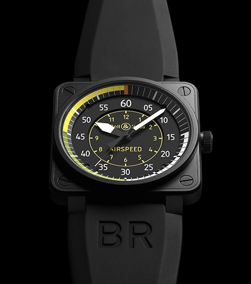 Bell & Ross Aviation Watches #Aviation #Pilot #Bell & Ross