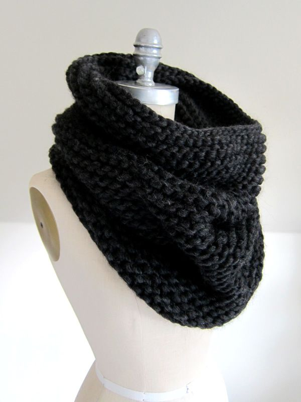 Knitting Cowl With Circular Needles : Best images about knit on pinterest