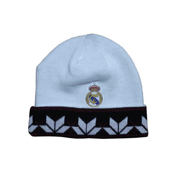 Real Madrid Style Beanie (Flake Foldover)