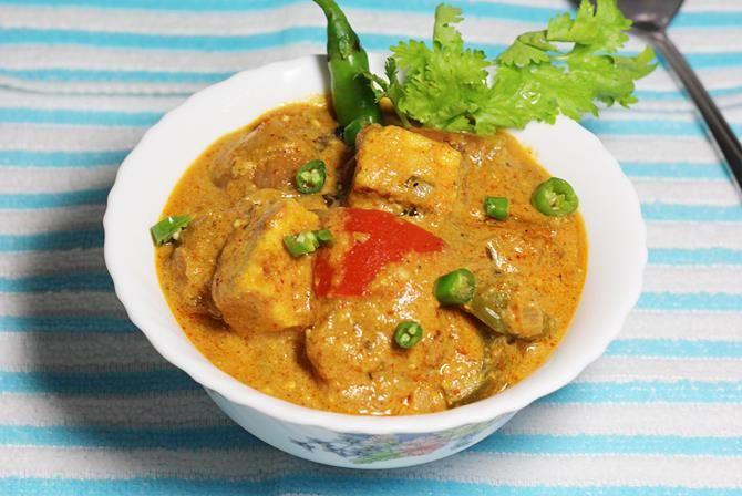 Paneer Tikka Masala recipe sanjeev kapoor