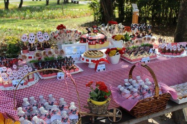 festa jardim botanico:Mesas on Pinterest