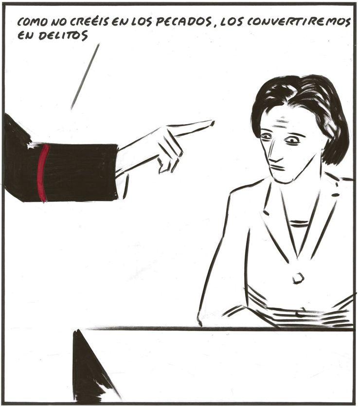 Viñeta: El Roto - 30 ABR 2013 | Opinión | EL PAÍS