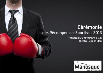 Cérémonie des récompenses sportives 2013  #sport #récompenses #manosque