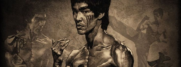 Get the new Bruce Lee Karate Fighter Facebook Cover for your Facebook profile