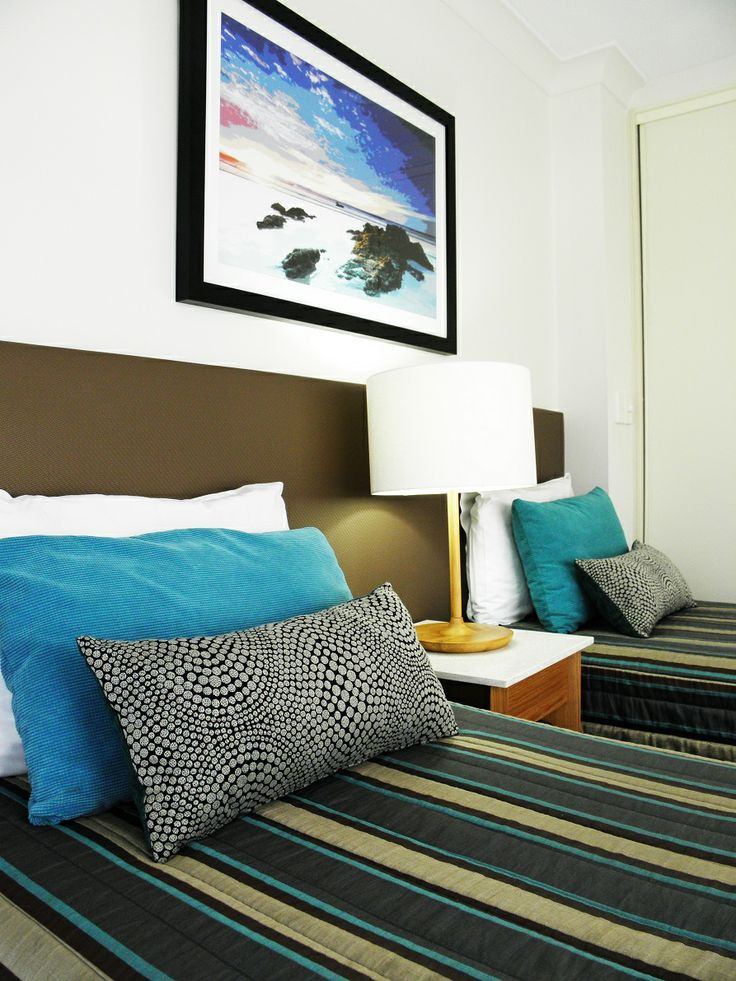 Timeshare hotel interior