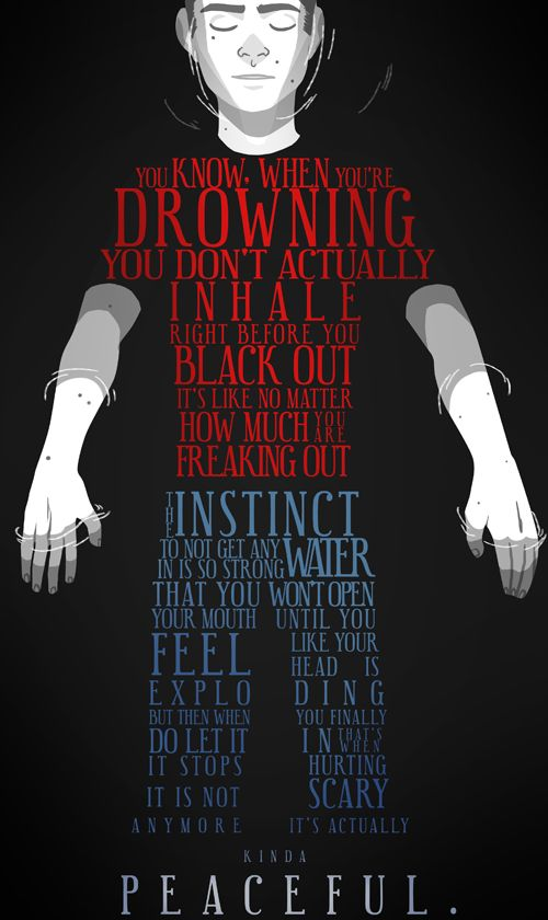 Teen Wolf - Drowning by ~dhauber on deviantART