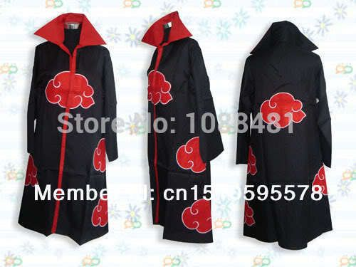 Naruto Cloak Akatsuki Cosplay Costumes Orochimaru uchiha madara Sasuke itachi cloak clothes Free Shipping //Price: $27.44 & FREE Shipping //     #fairytail #love #animeboy #onepiece
