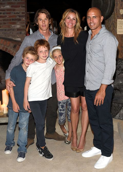 Julia Roberts's Children Have Grown Up Unbelievably Fast—See Their Family Photo from InStyle.com