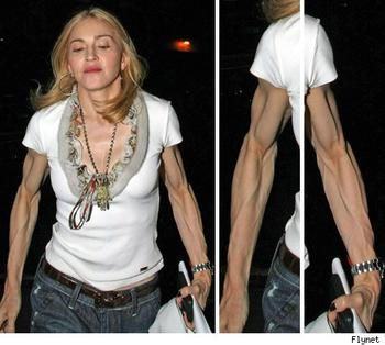 veiny arms steroids