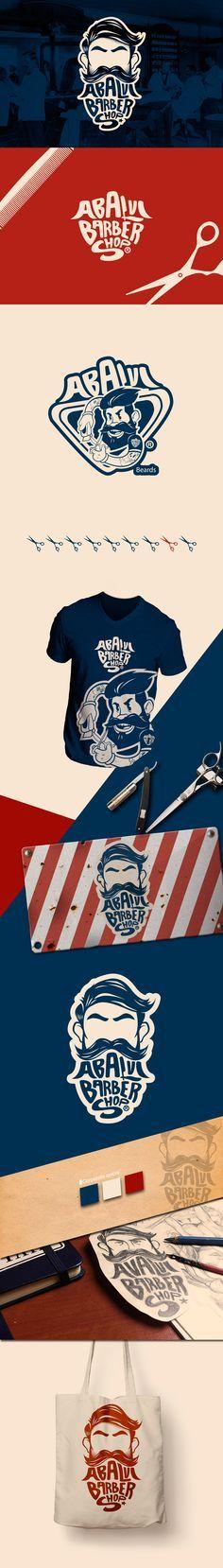 Abalvi Barber Shop / Logo on Behance