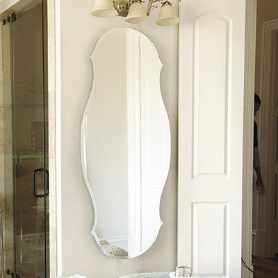 1000 images about mirrors mirror on pinterest for Small long mirrors