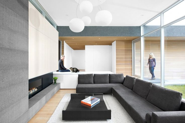 Die 48 besten Bilder zu Fireplace auf Pinterest moderne Kamine - wohnzimmer modern gemutlich