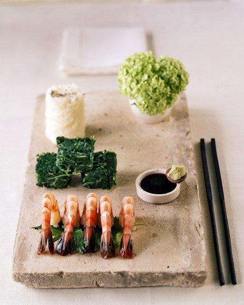 Sake-Steamed Shrimp Recipe