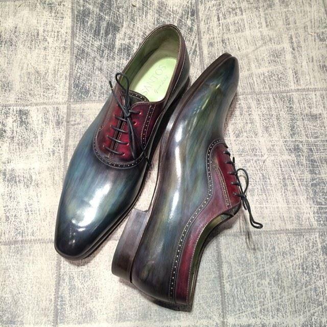 New patina : bronze - CS 16Blake #jmlegazel #dandy #elegance #shoesaddict #paris #handmade #patina #custom #chaussures #souliers #mensstyle #shoes #shoeshine #modehomme #mode #men #fashion #style #luxe #menstyle #menswear #leather #carlossantos