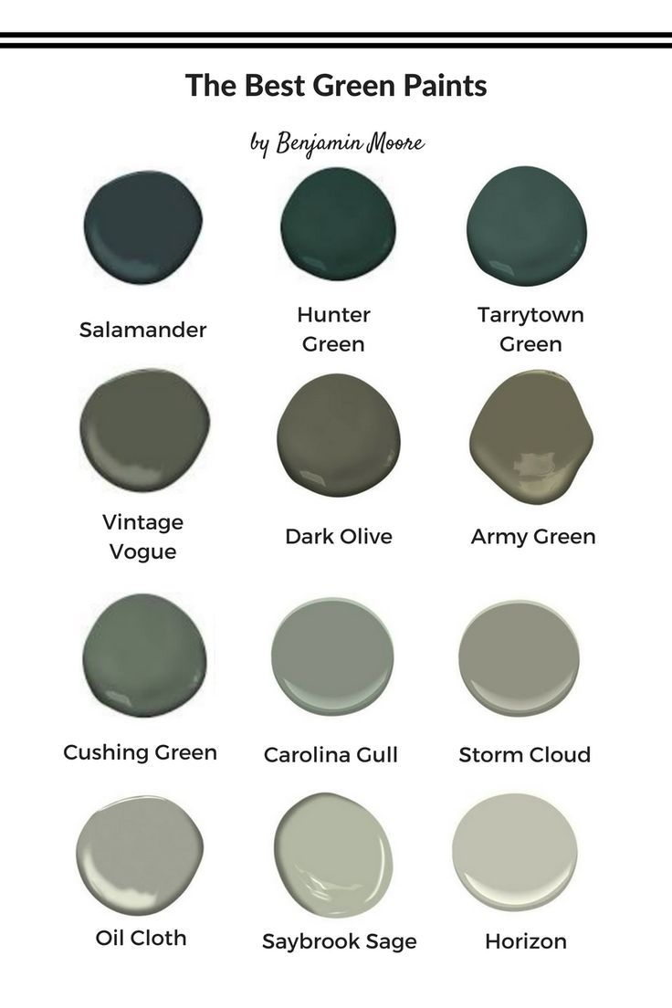 The Best Green Paints To Decorate With Now Exterior Paint Colors