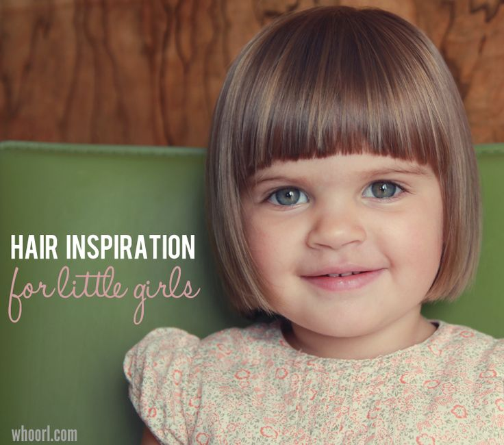 Little Girl Haircut Gallery | Hair Inspiration for Little Girls | whoorl