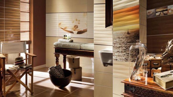 Tubadzin Maxima Beige & Brown http://keramida.com.ua/bathroom/poland/2645-tubadzin-maxima-beige-a-brown