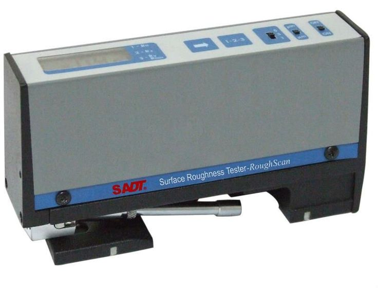 Surface Roughness Tester ROUGHSCAN available from Source Industrial Supply http://www.sourceindustrialsupply.com