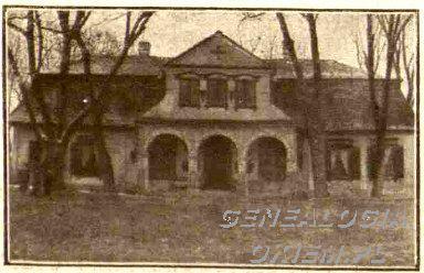 Pałace, dwory, dworki - Rogów nad Wisłą - Wyszukiwarka genograficzna
