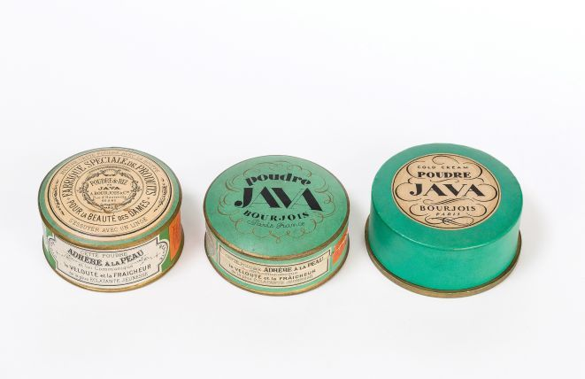From 1879 to 1920 - the evolution of Bourjois Java Rice Powder