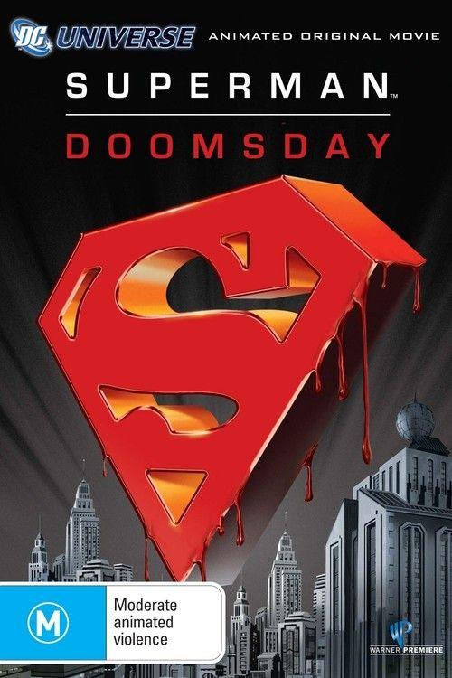 Superman: Doomsday 2007 full Movie HD Free Download DVDrip