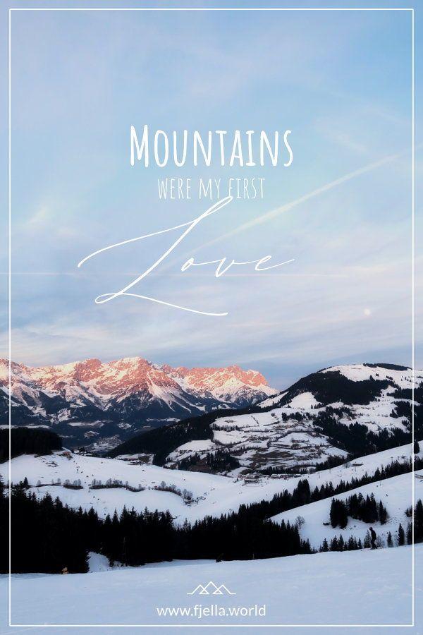 Sprüche Weisheiten Berge