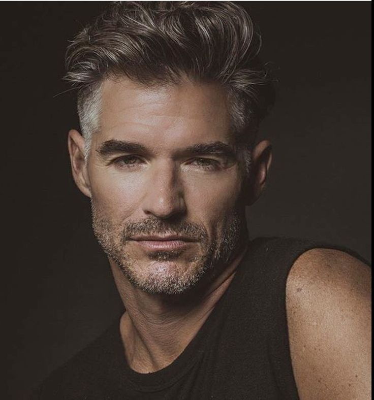 anthony varrecchia | 1000+ images about Men - Naturally aged on Pinterest | Sexy, Silver ...