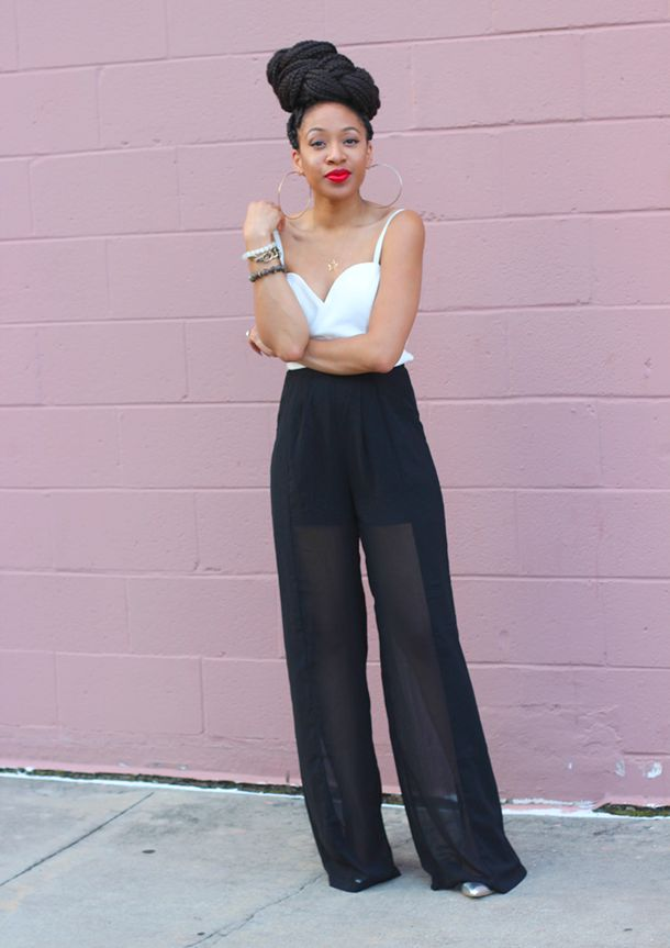 Black Women Fashion Style