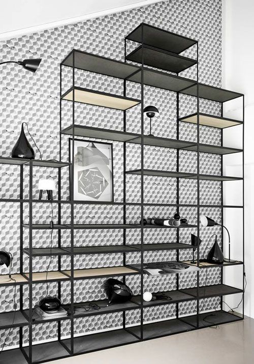 A Modular Shelving System by NORM Architects - NordicDesign.ca
