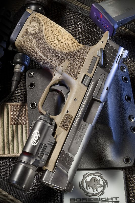 Smith&wesson m&p 9mm