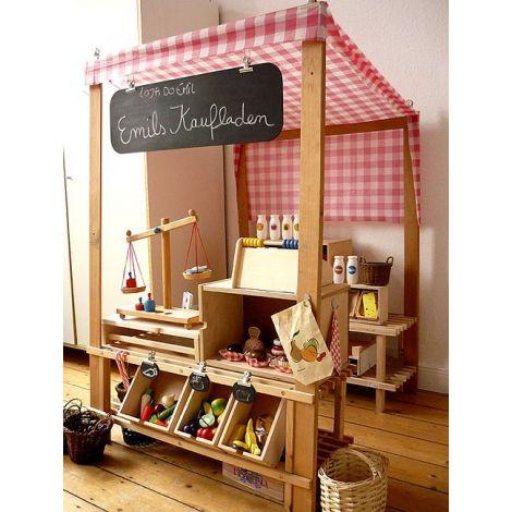 die besten 25 kaufladen ideen auf pinterest. Black Bedroom Furniture Sets. Home Design Ideas