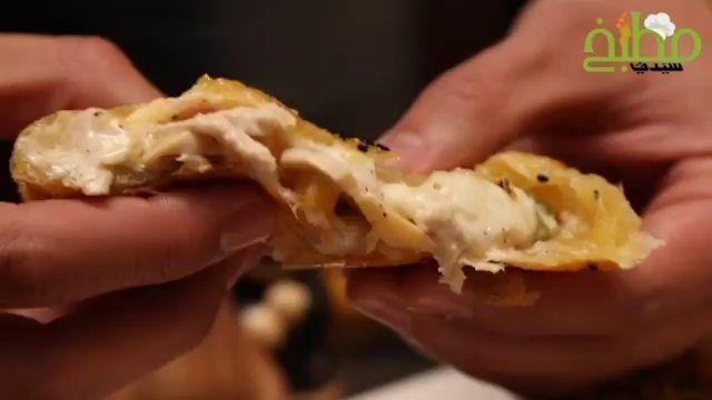 مطبخ سيدتي On Instagram فطيرة الدجاج بعجينة البف باستري الهشة اللذيذة سهلة التحضير بطريقة لن تتخيليها جربيها وشاركينا ر Appetizer Recipes Cooking Recipes